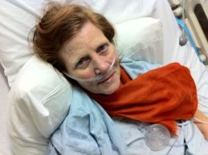In hospital pre-transplant